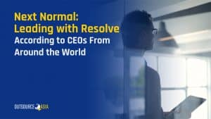 Leading with Resolve According to CEOs